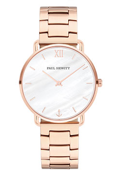 fashion наручные  женские часы Paul Hewitt PH-M-R-P-33S. Коллекция Miss Ocean Line