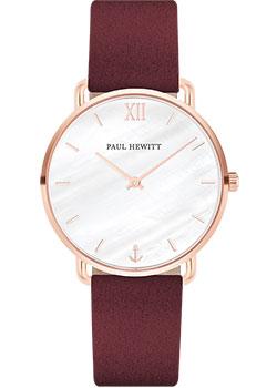 fashion наручные  женские часы Paul Hewitt PH-M-R-P-34S. Коллекция Miss Ocean Line