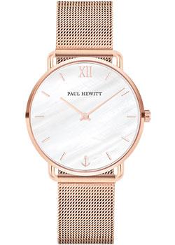 fashion наручные  женские часы Paul Hewitt PH-M-R-P-4S. Коллекция Miss Ocean Line
