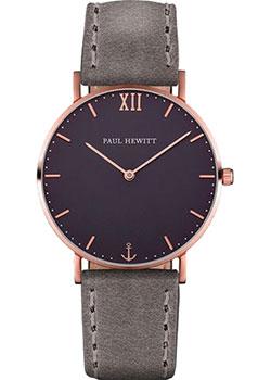 Fashion наручные мужские часы Paul Hewitt PH-SA-R-Sm-B-13M. Коллекция Sailor Line фото