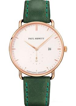 Fashion наручные мужские часы Paul Hewitt PH-TGA-G-W-12M. Коллекция Grand Atlantic Line фото