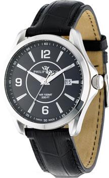 fashion наручные мужские часы Philip watch 8251165001. Коллекция Blaze