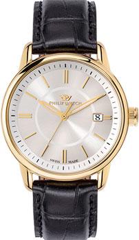 fashion наручные мужские часы Philip watch 8251178009. Коллекция Kent