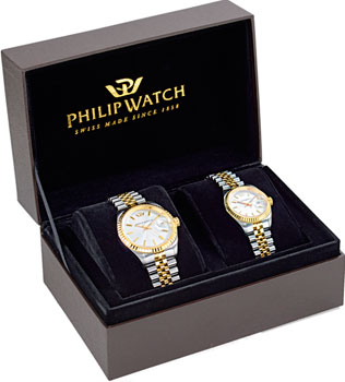 fashion наручные мужские часы Philip watch 8253597024. Коллекция Caribe