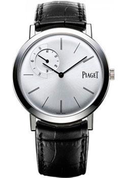Швейцарские наручные  мужские часы Piaget G0A33112. Коллекция Altiplano