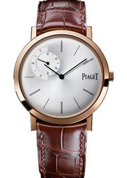 Швейцарские наручные  мужские часы Piaget G0A34113. Коллекция Altiplano