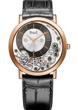 Швейцарские наручные  мужские часы Piaget G0A39110. Коллекция Altiplano