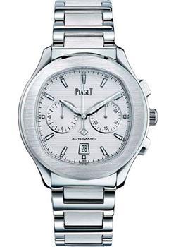Швейцарские наручные  мужские часы Piaget G0A41004. Коллекци Polo S