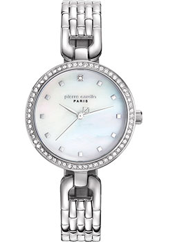 fashion наручные  женские часы Pierre Cardin PC108172F04. Коллекция Ladies