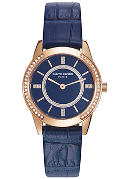 fashion наручные  женские часы Pierre Cardin PC108182F03. Коллекция Ladies