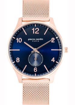 Наручные  мужские часы Pierre Cardin PC902671F116. Коллекция Gents