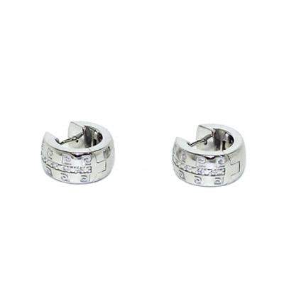 Серебряные серьги  PCCO-90199.A