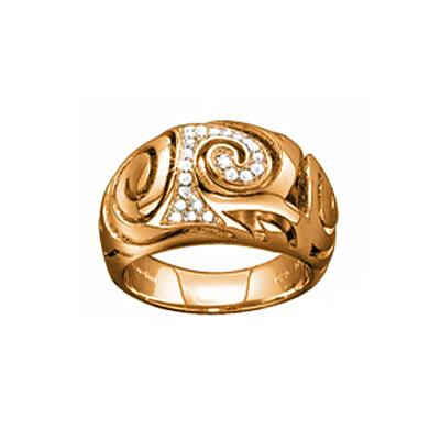 Серебряное кольцо  PCRG-90162.C