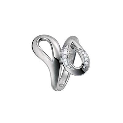 Серебряное кольцо  PCRG-90217.A