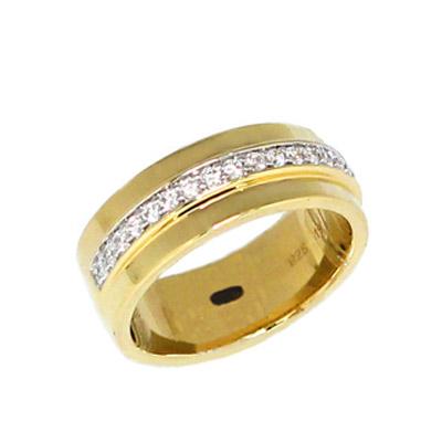 Серебряное кольцо  PCRG-90221.B