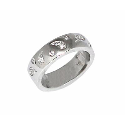 Серебряное кольцо  PCRG-90268.A