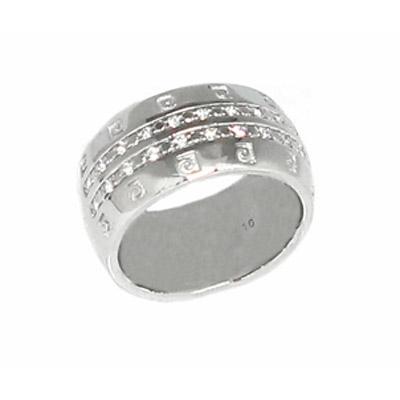 Серебряное кольцо  PCRG-90283.A