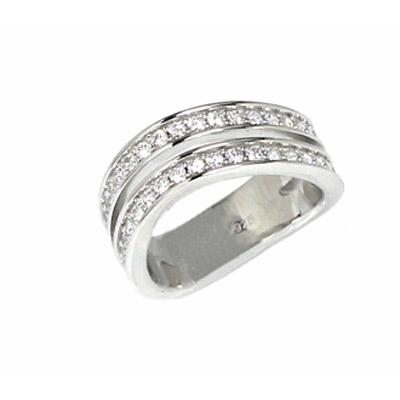 Серебряное кольцо  PCRG-90341.A