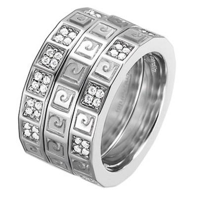 Серебряное кольцо  PCRG-90361.A