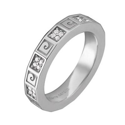 Серебряное кольцо  PCRG-90367.A