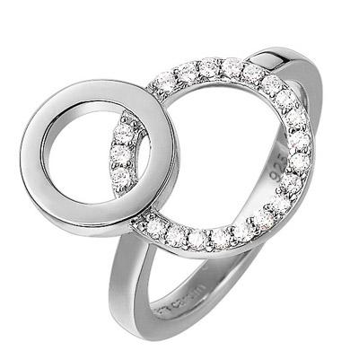 Серебряное кольцо  PCRG-90382.A
