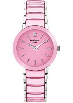 fashion наручные  женские часы Pierre Lannier 005L655. Коллекция Elegance ceramic