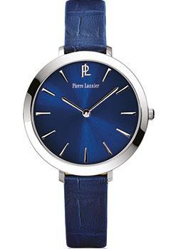 fashion наручные  женские часы Pierre Lannier 011H666. Коллекция week end ligne basic