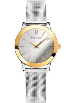 fashion наручные  женские часы Pierre Lannier 026J698. Коллекция Week end Ligne Pure