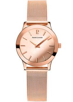 fashion наручные  женские часы Pierre Lannier 026J998. Коллекция Week end Ligne Pure
