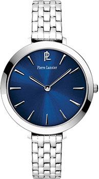 fashion наручные  женские часы Pierre Lannier 028H661. Коллекция Week-end Ligne Basic.