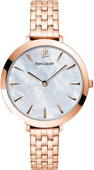 fashion наручные  женские часы Pierre Lannier 029K999. Коллекция Week end Ligne Basic