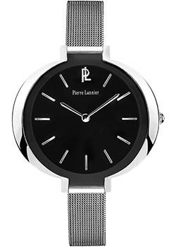fashion наручные  женские часы Pierre Lannier 034L638. Коллекция Week end Ligne Basic
