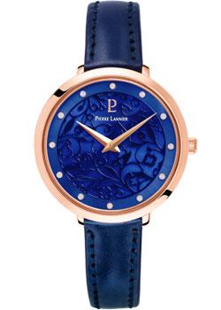 fashion наручные  женские часы Pierre Lannier 039L966. Коллекция Eolia.