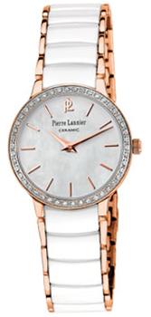 fashion наручные женские часы Pierre Lannier 045K999. Коллекция Elegance Ceramic