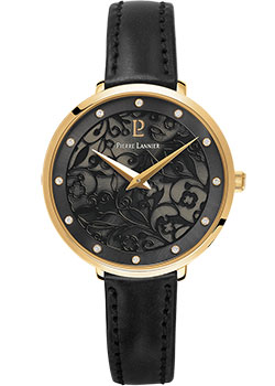 Наручные  женские часы Pierre Lannier 046G533. Коллекция Eolia