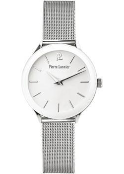 fashion наручные  женские часы Pierre Lannier 049C608. Коллекция Week end Ligne Pure