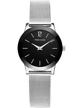 fashion наручные  женские часы Pierre Lannier 049C638. Коллекция Week end Ligne Pure