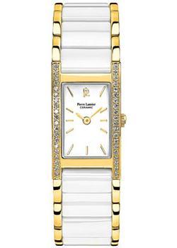 fashion наручные  женские часы Pierre Lannier 053H500. Коллекция Elegance Ceramic