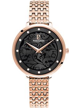 fashion наручные  женские часы Pierre Lannier 053J938. Коллекция Eolia.