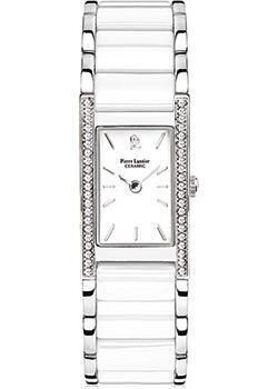 fashion наручные  женские часы Pierre Lannier 054J600. Коллекция Elegance ceramic