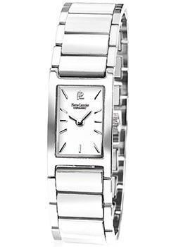 fashion наручные  женские часы Pierre Lannier 055L900. Коллекция Elegance ceramic
