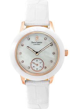 fashion наручные  женские часы Pierre Lannier 063F990. Коллекция Elegance ceramic