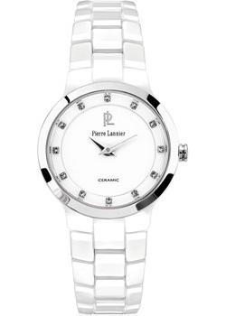 fashion наручные  женские часы Pierre Lannier 080H900. Коллекция Elegance Ceramic