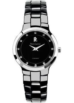 fashion наручные  женские часы Pierre Lannier 080H939. Коллекция Elegance Ceramic