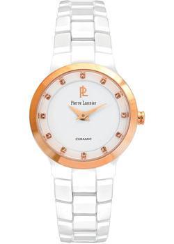 fashion наручные  женские часы Pierre Lannier 081J900. Коллекция Elegance Ceramic.