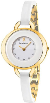 fashion наручные женские часы Pierre Lannier 083H500. Коллекция Elegance Ceramic