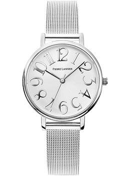 fashion наручные  женские часы Pierre Lannier 089J628. Коллекция Week end Ligne Basic