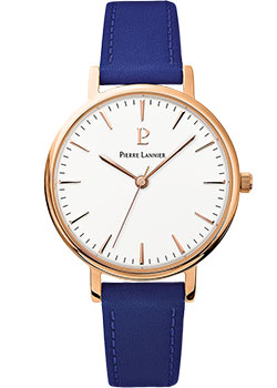 Fashion наручные женские часы Pierre Lannier 090G916. Коллекция Week-end Ligne Basic фото