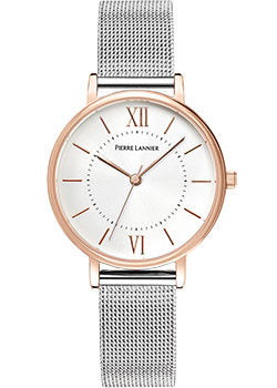 Наручные  женские часы Pierre Lannier 090G918. Коллекция Week-end Symphony