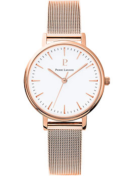 fashion наручные  женские часы Pierre Lannier 091L918. Коллекция Week-end Ligne Basic.
